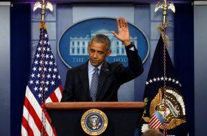 Αυτό ήταν το «γλυκόπικρο φινάλε» Ομπάμα: «Όλα θα πάνε καλά»! [vids, pics]