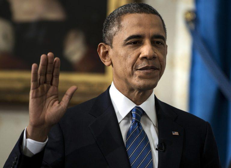 Ορκωμοσία part 2 για τον Μπαράκ Ομπάμα | Newsit.gr