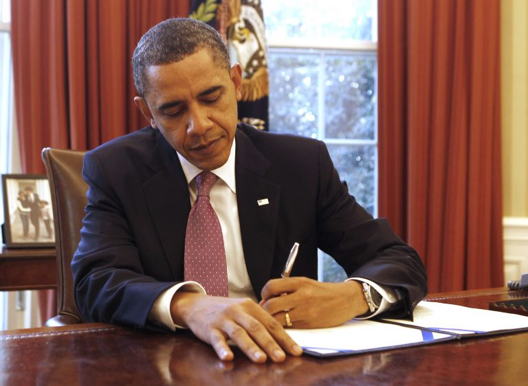 Ομπάμα: «Να φύγει τώρα ο Καντάφι»   Newsit.gr