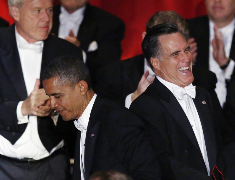 Αστειάκια και… γελάκια για Ομπάμα-Ρόμνεϊ (ΦΩΤΟ)   Newsit.gr