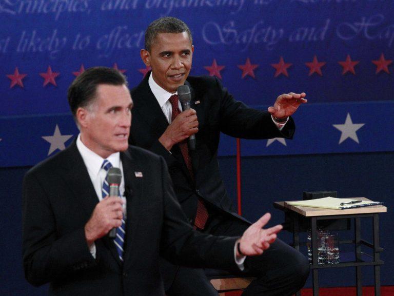 Απόψε το τρίτο και τελευταίο debate Ομπάμα-Ρόμνεϊ | Newsit.gr