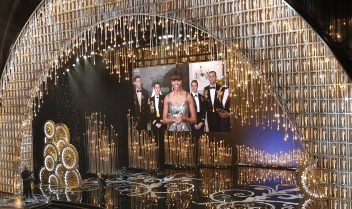 Η εμφάνιση έκπληξη της Michelle Obama στα βραβεία Oscar! | Newsit.gr