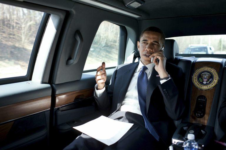 Τα είπαν στο τηλέφωνο Ομπάμα και κινέζος πρόεδρος | Newsit.gr