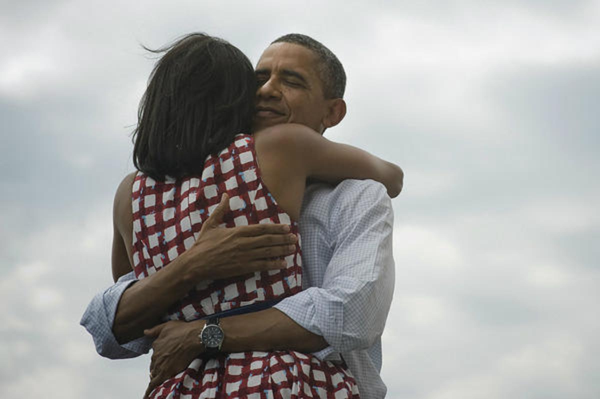 Ομπάμα: Άλλα τέσσερα χρόνια! | Newsit.gr