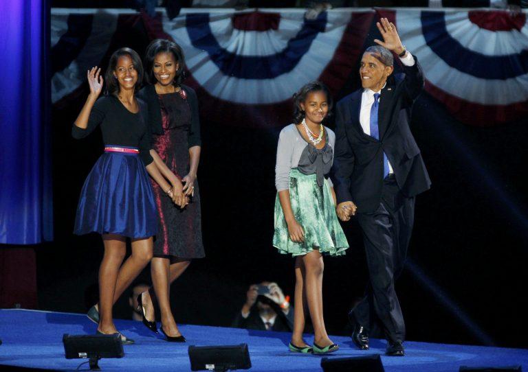 Επανεκλογή Ομπάμα στον Λευκό Οίκο – «Τα καλύτερα έρχονται» είπε στη νικητήρια ομιλία του – Ο Ρόμνεϊ του τηλεφώνησε και παραδέχτηκε την ήττα του   Newsit.gr