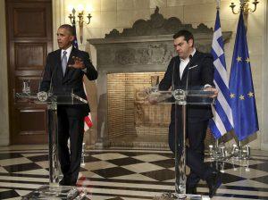 Βερολίνο σε Τσίπρα και Ομπάμα: «Ξεχάστε κούρεμα του χρέους»
