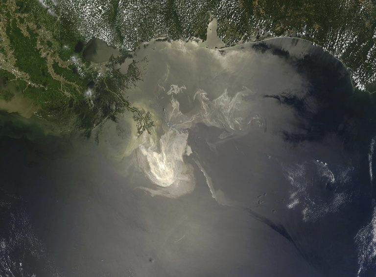 Τεράστια,  η οικολογική καταστροφή, στον Κόλπο του Μεξικού   Newsit.gr