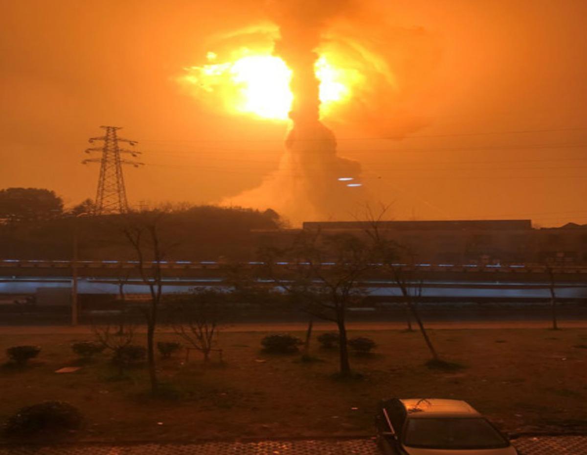 Μεγάλη έκρηξη στην Οκλαχόμα – Πολλοί τραυματίες | Newsit.gr