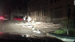 Σεισμός στην Οκλαχόμα – Ζημιές σε κτίρια και μικροτραυματισμοί [pics, vids]