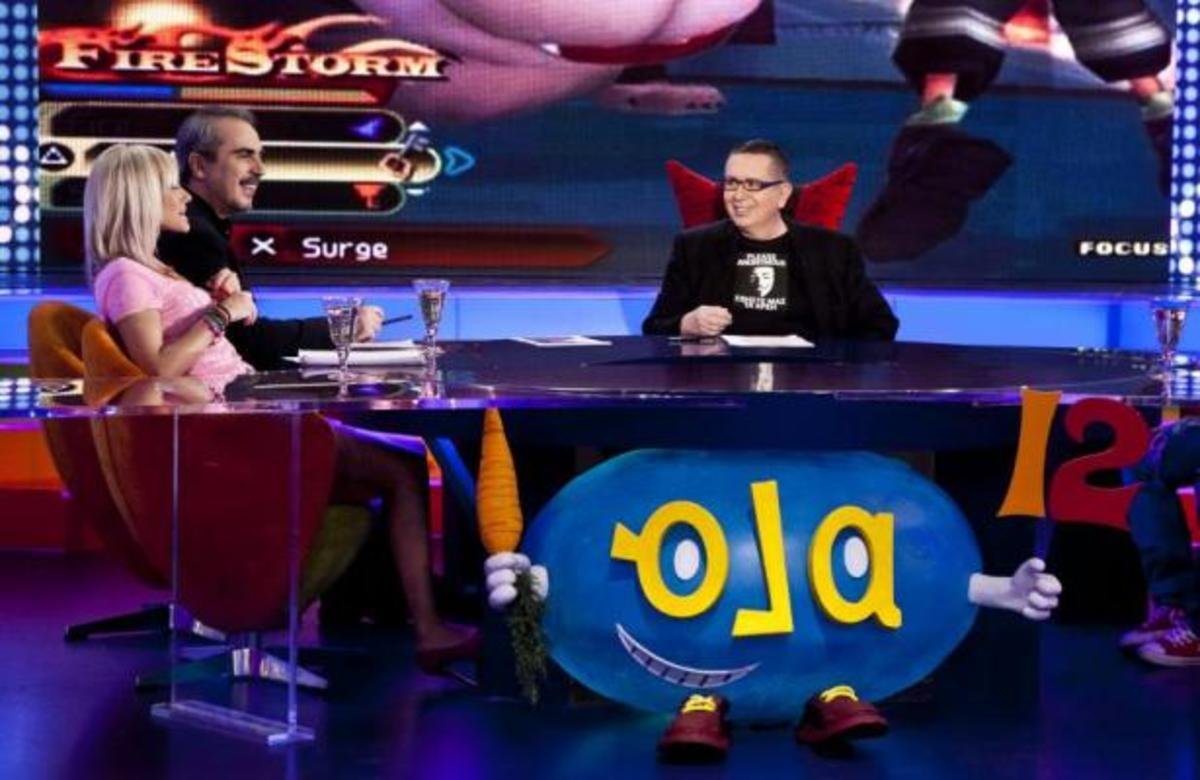 OLA12: Κορυφαίο και στην τηλεθέαση!   Newsit.gr