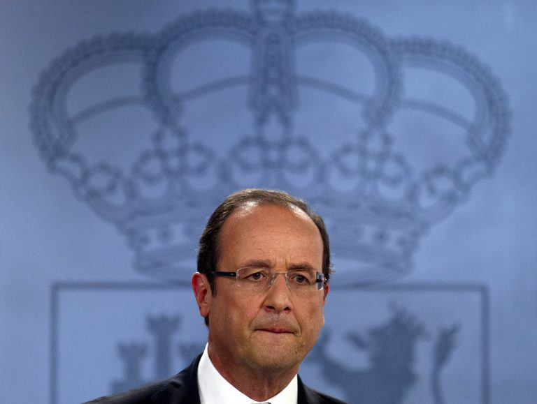 Ο Ολάντ περιμένει σημαντικές αποφάσεις για την Ελλάδα τον Οκτώβριο | Newsit.gr