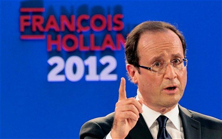 Ολάντ: «Δε θα μας πει η Μέρκελ ποιον θα ψηφίσουν οι Γάλλοι!» | Newsit.gr