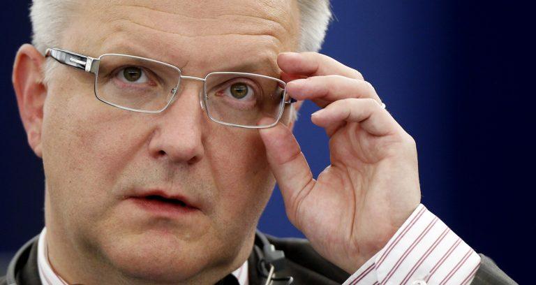 Όλι Ρεν: «Αν θέλετε βοήθεια, ψηφίστε τα ΟΛΑ πριν τις 30 του μηνός» | Newsit.gr