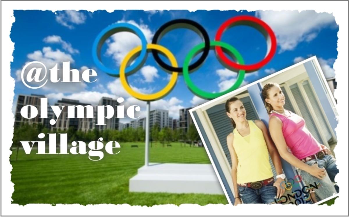 Η Μαρία Τσιαρτσιάνη μας στέλνει τον παλμό των Ολυμπιακών Αγώνων, λίγο πριν την επίσημη  έναρξη | Newsit.gr