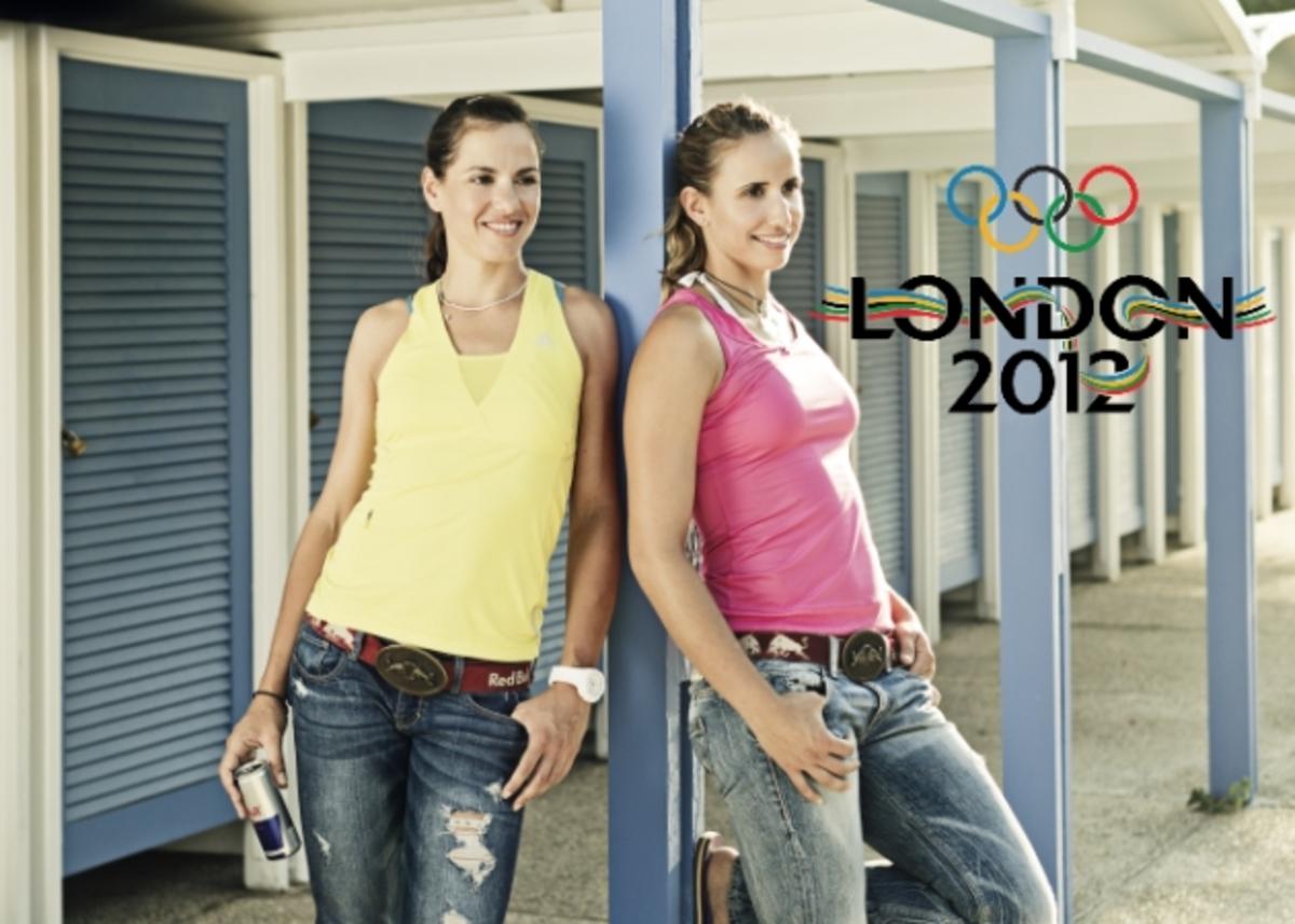 H Βίκυ και η Μαρία πήραν τη χρυσή πρόκριση στους Ολυμπιακούς του Λονδίνου!   Newsit.gr
