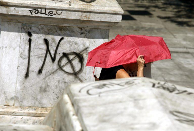 Μικρής διάρκειας βροχές, σε υψηλά επίπεδα η θερμοκρασία | Newsit.gr