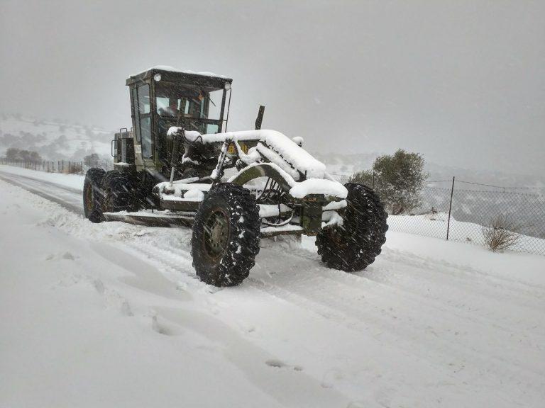Καιρός: Πως οι Ένοπλες Δυνάμεις… πολεμούν τις επιπτώσεις του χιονιά | Newsit.gr