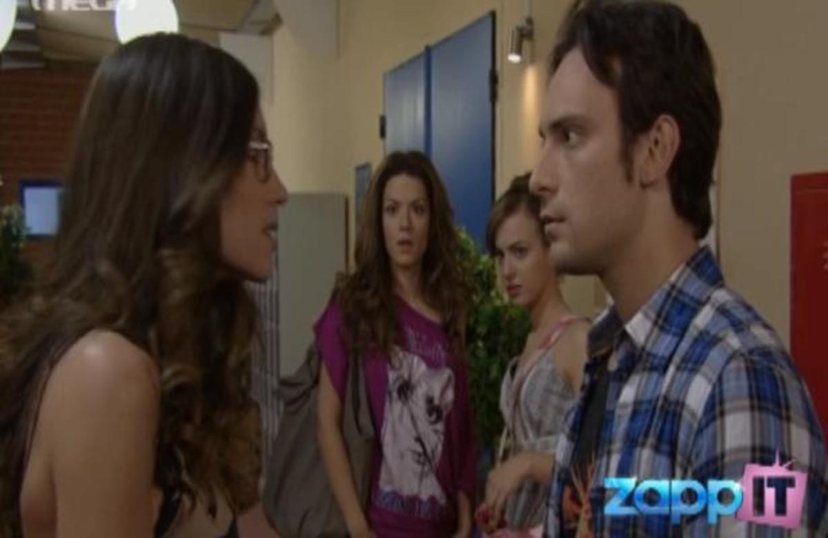 Κλεμμένα Όνειρα: Η Χρύσα αποκαλύπτει τη σχέση του Σταύρου και η Φαίη πληγώνεται | Newsit.gr