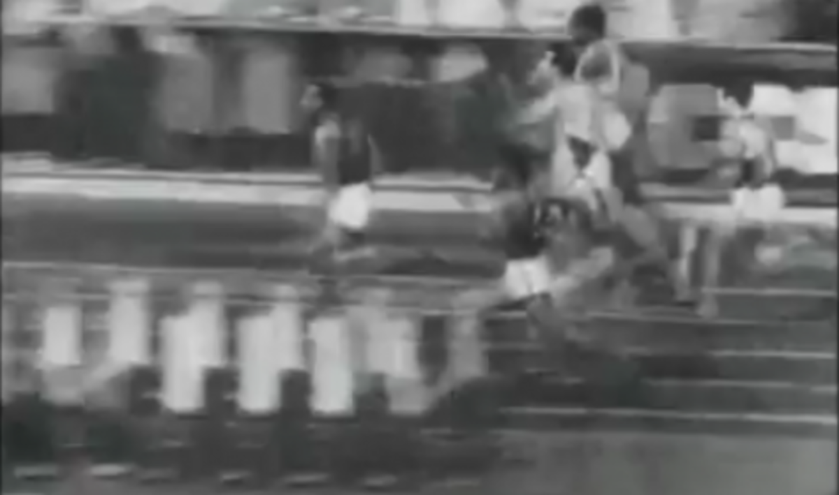 Όταν ένας μαύρος άφηνε πίσω την «άρια φυλή» μπροστά στα μάτια του Χίτλερ – Βίντεο | Newsit.gr