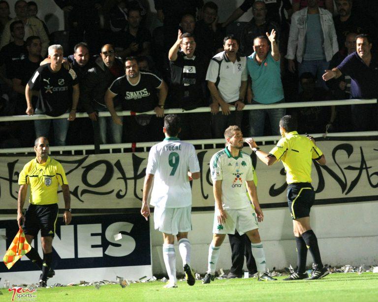 «Ο οπαδός του ΟΦΗ δεν θα ξαναμπεί στο γήπεδο»   Newsit.gr
