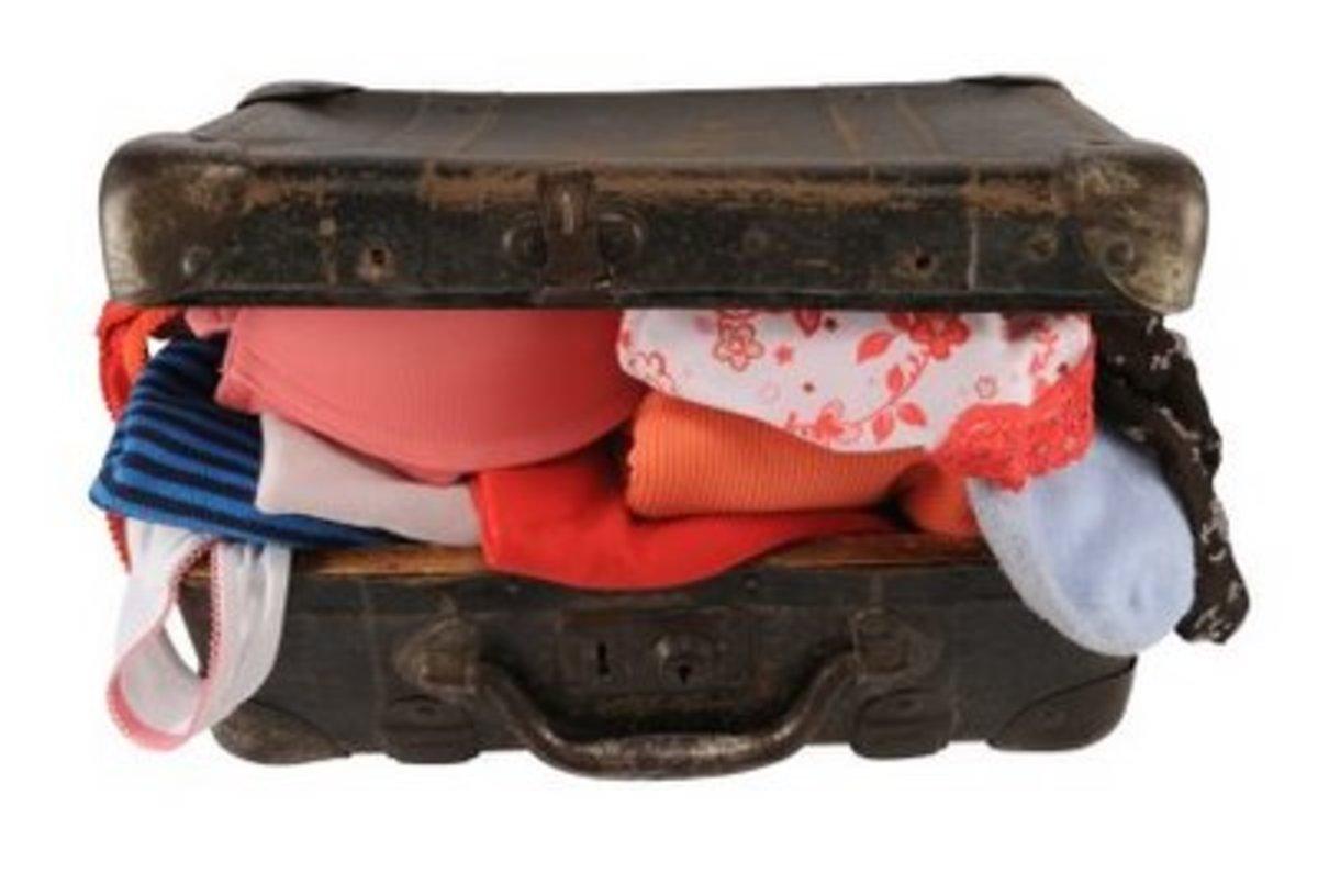 Πως να φτιάξετε τη βαλίτσα σας χωρίς να τσαλακωθούν τα ρούχα! | Newsit.gr
