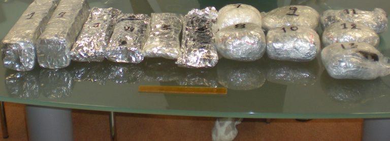 Ηγουμενίτσα: Ναρκωτικά σε κρυσταλλική μορφή! | Newsit.gr