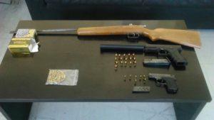 Συναγερμός μετά τον εντοπισμό αυτών των όπλων και των πυρομαχικών σε τζαμί στην Ξάνθη!