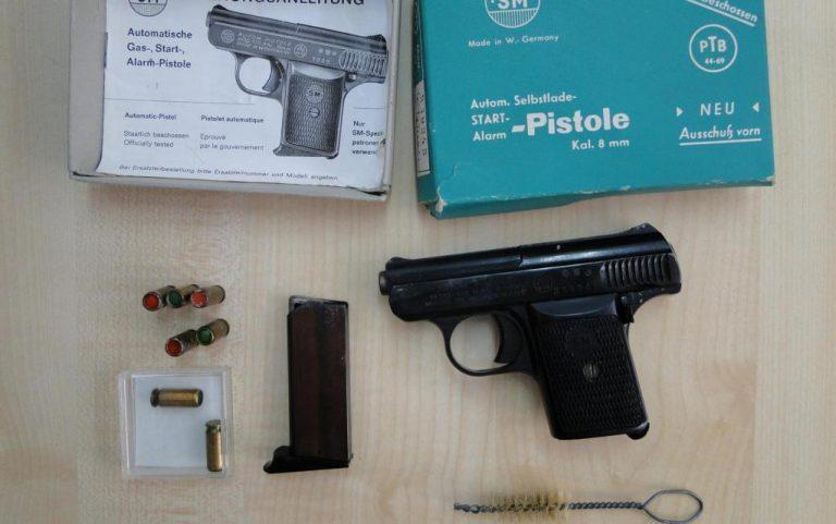 Δύο συλλήψεις για όπλα στην Καβάλα | Newsit.gr
