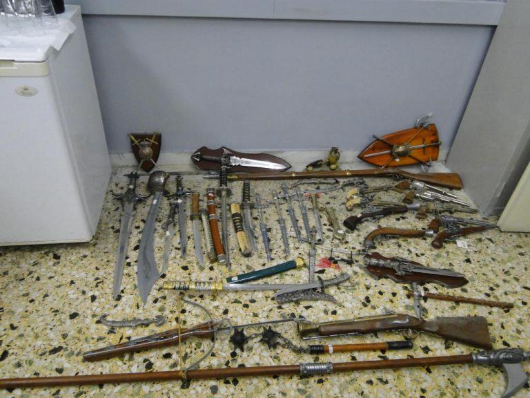 Καβάλα: Πούλαγε όπλα στο μαγαζί του χωρίς να έχει άδεια | Newsit.gr