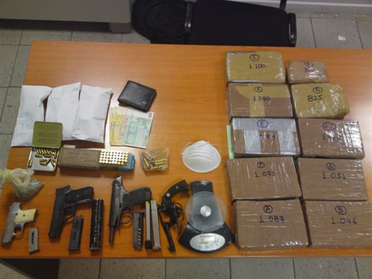Συνελήφθησαν 32 άτομα σε ελέγχους της αστυνομίας | Newsit.gr