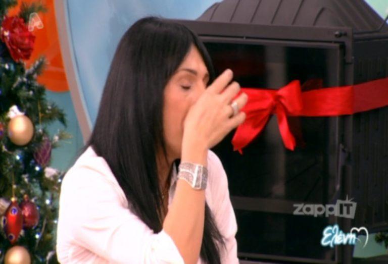 Ξέσπασε η Μίνα Ορφανού στην Ελένη Μενεγάκη! Έβαλε τα κλάματα! | Newsit.gr