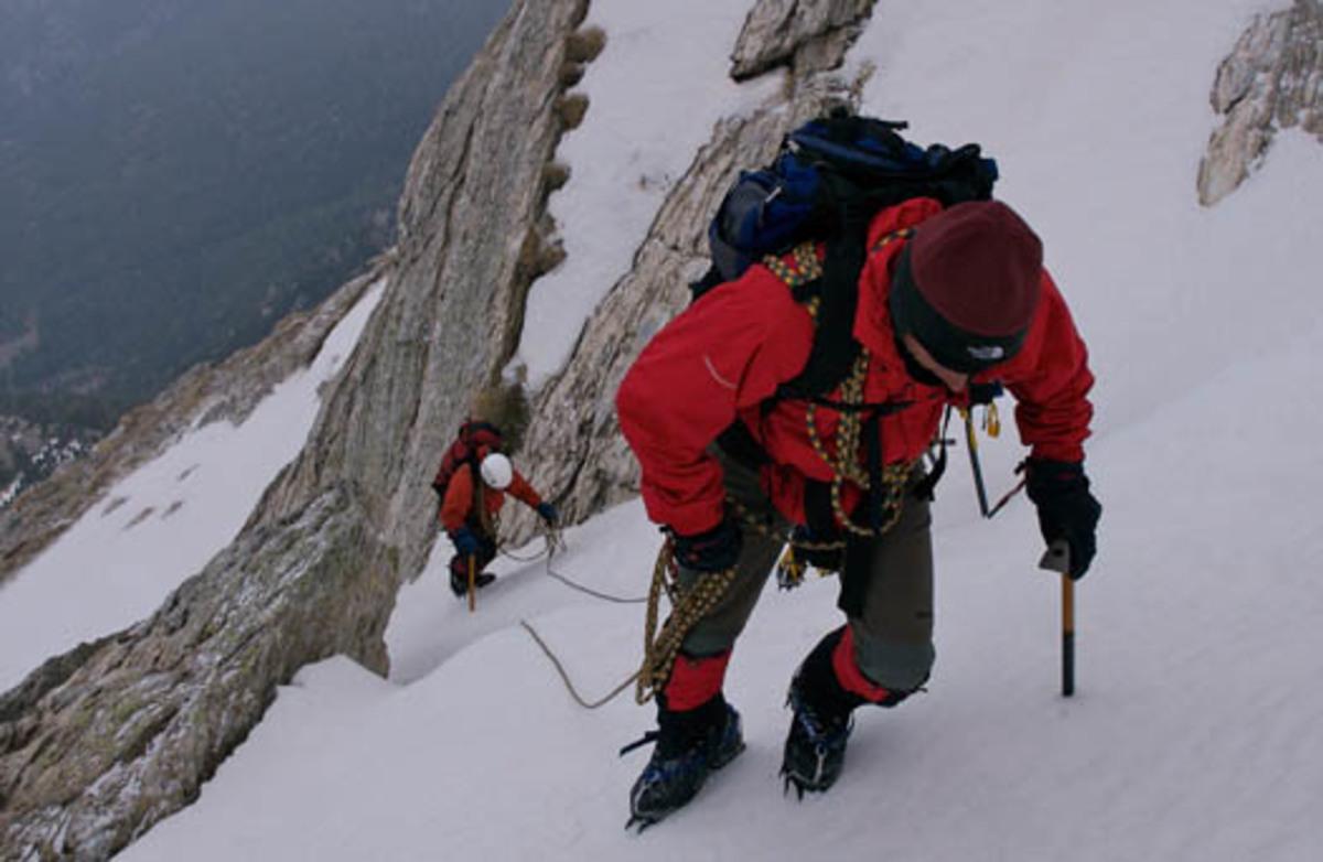 Ορειβάτις μόνη, βρέθηκε… | Newsit.gr