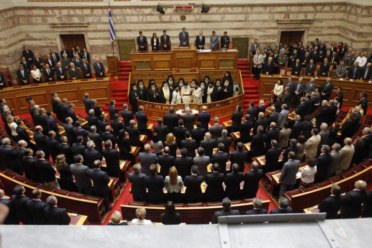 Ορκίστηκαν οι βουλευτές της… μιας μέρας – Όλα όσα δεν έδειξαν οι κάμερες – Η Χρυσή Αυγή, ο Ανδρουλάκης και οι «γκάφες» Πολύδωρα | Newsit.gr