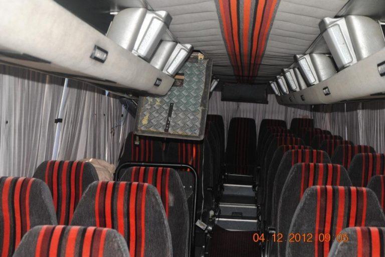 Θεσσαλονίκη: Στην οροφή του λεωφορείου… 54 κιλά χασίς! ΦΩΤΟ | Newsit.gr