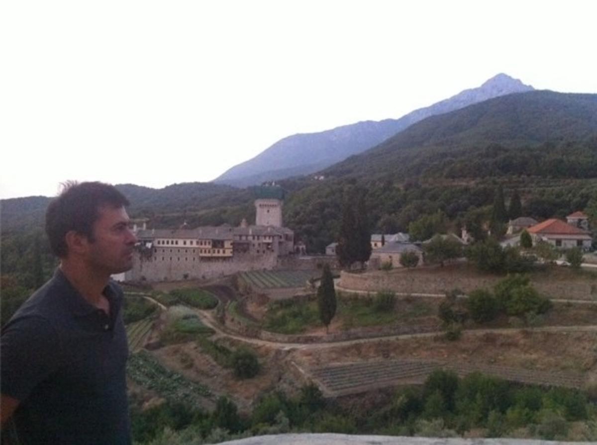 Το φωτογραφικό λεύκωμα του Νίκου Παπαδάκη από το Άγιο Όρος | Newsit.gr