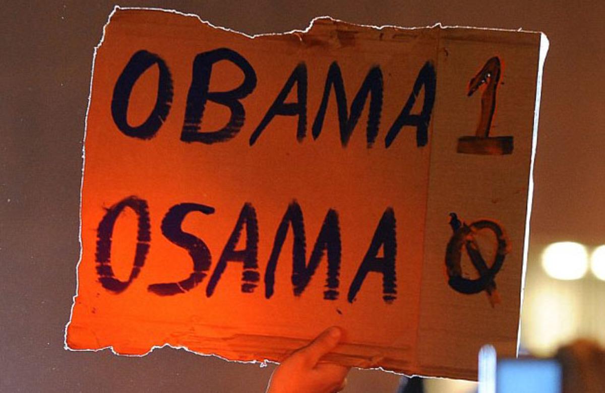 «Πιθήκους που τρώνε τυριά», μας λένε οι αμερικανοί – Εξοργίστηκαν γιατί δεν πανηγυρίσαμε την εξόντωση του Οσάμα! | Newsit.gr