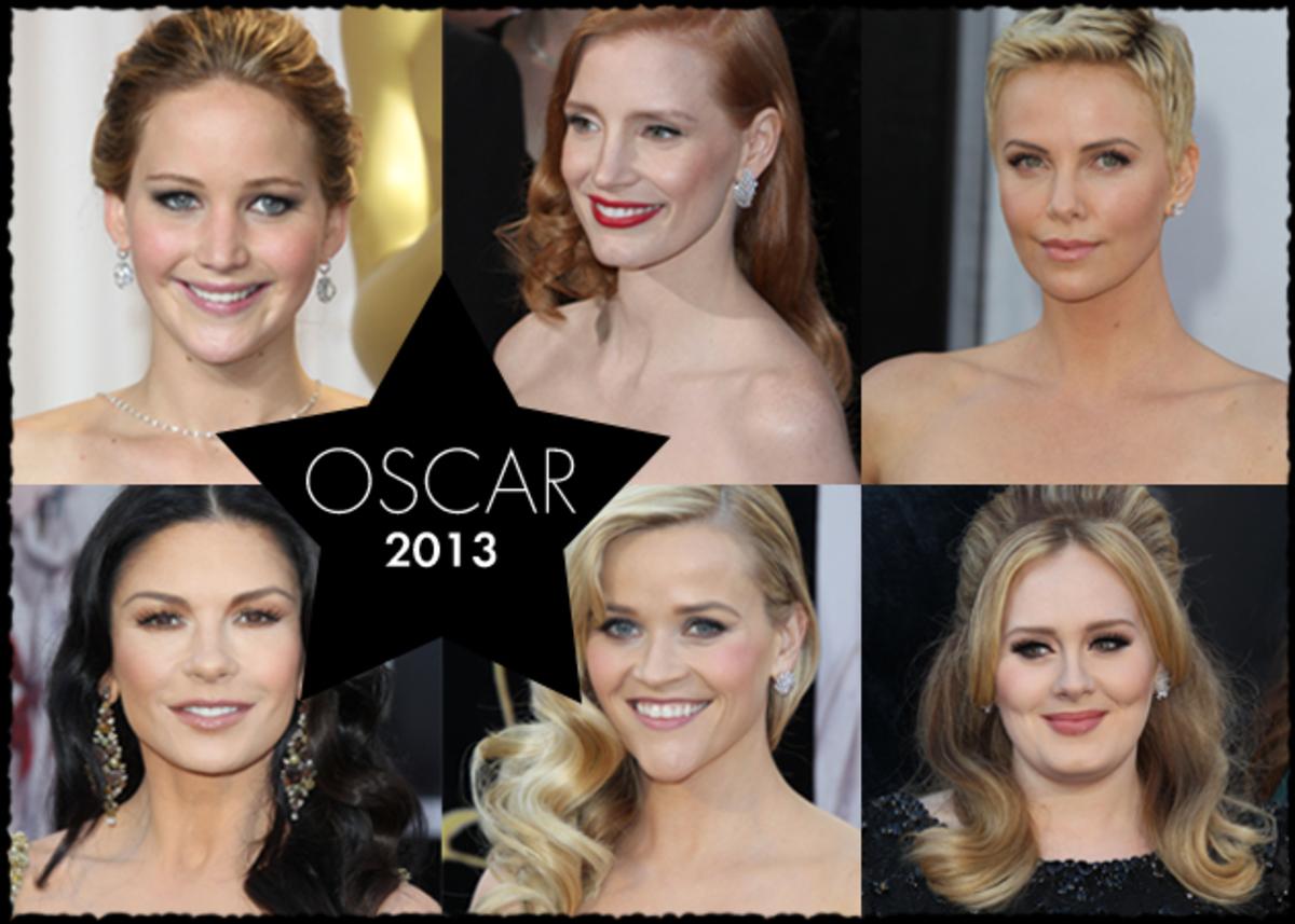 Oscar 2013: Τι make up και μαλλιά επέλεξαν οι stars! Πάρε ιδέες! | Newsit.gr