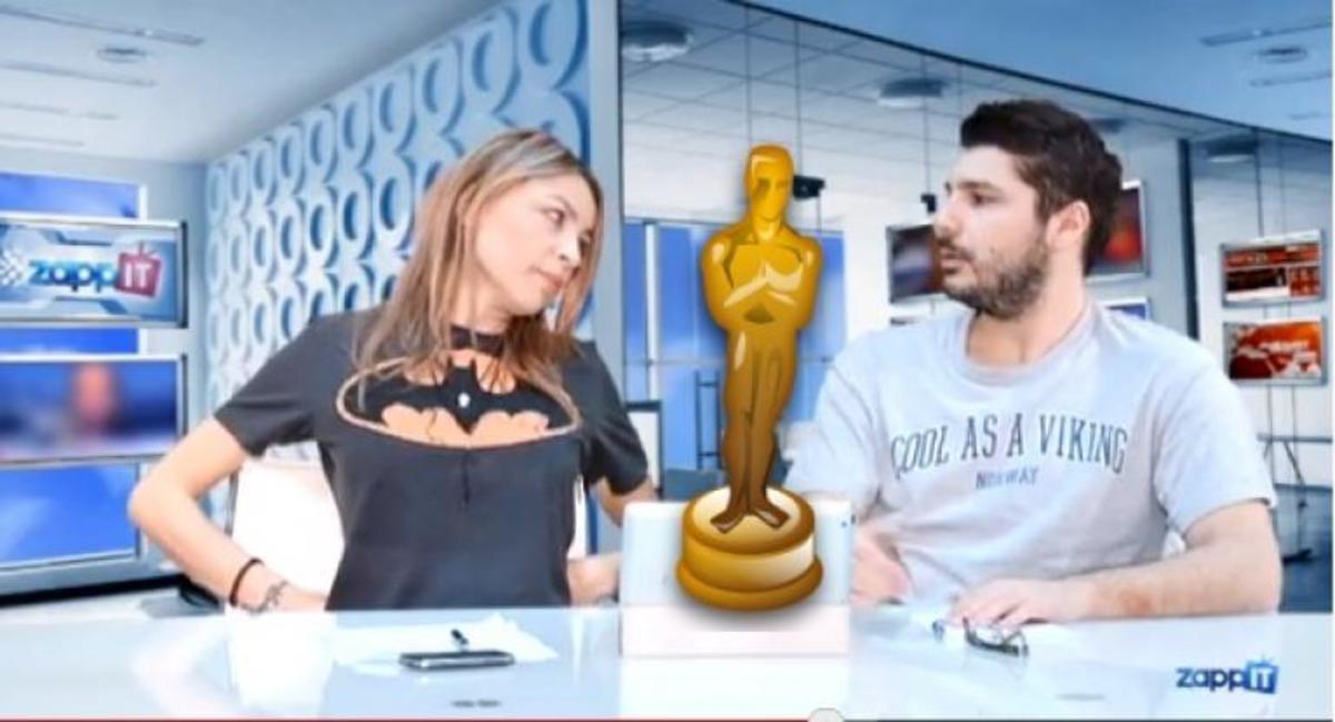 Ο σχολιασμός των OSCARS ήταν για…   Newsit.gr