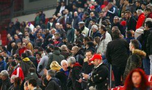 Ολυμπιακός: «Δεν ισχύουν τα διαρκείας των θυρών 3 έως 7 με Μπεσίκτας»