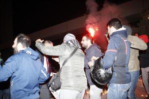 Παναθηναϊκός – Ολυμπιακός: Η υποδοχή των θριαμβευτών στο ΣΕΦ [pics]!