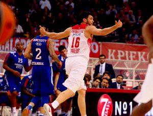 Ολυμπιακός – Εφές: Οι πρωταθλητές Ελλάδας «πάτησαν» τους Τούρκους!