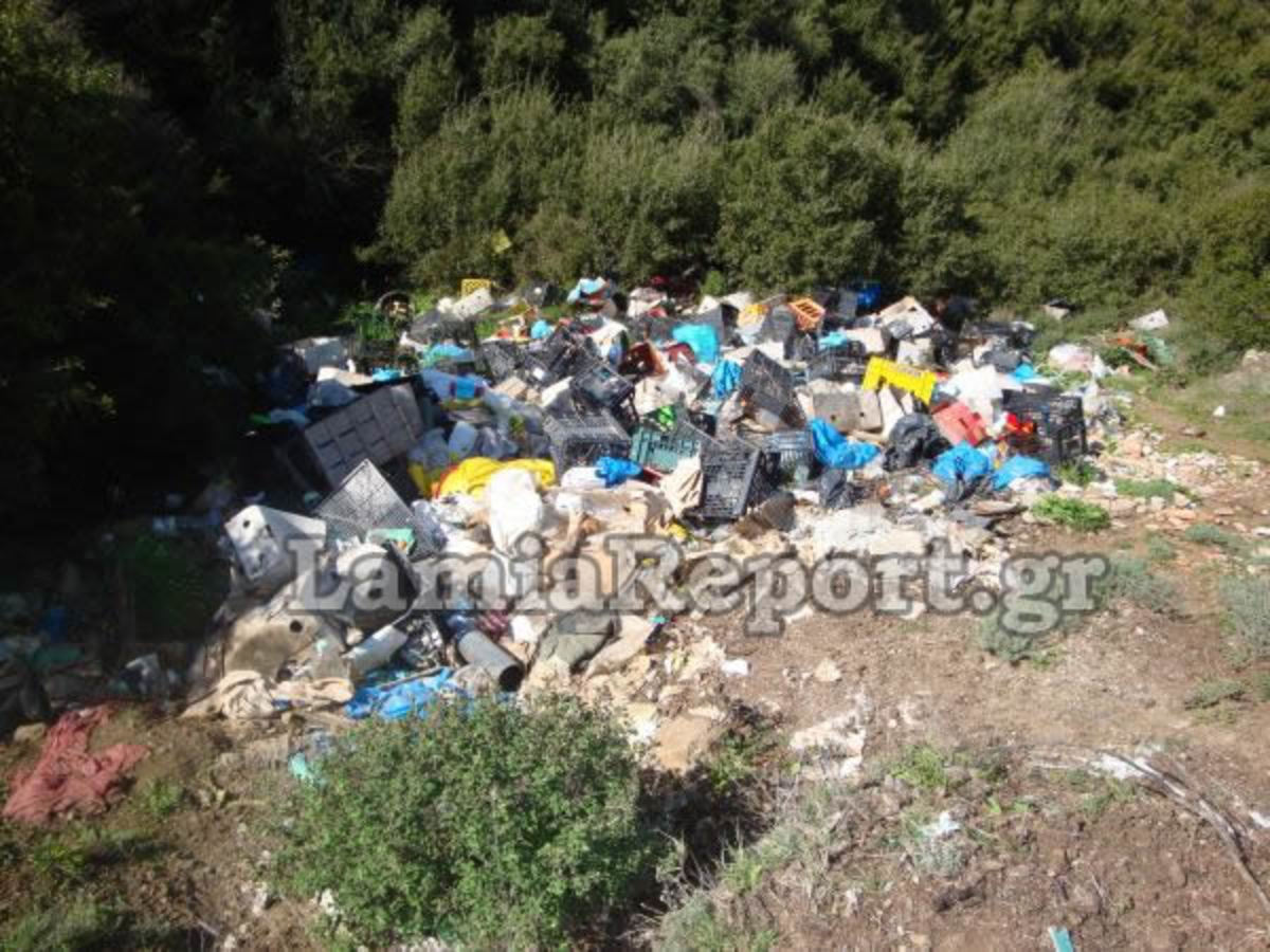 Λαμία: Πέταξαν οστά ζώων σε οικισμό – Δείτε τις φωτογραφίες   Newsit.gr