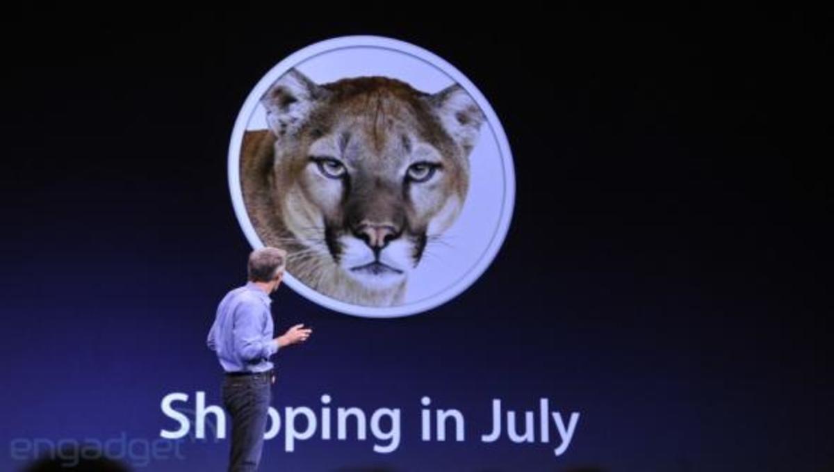 Toν Ιούλιο έρχεται το OS X Mountain Lion! | Newsit.gr