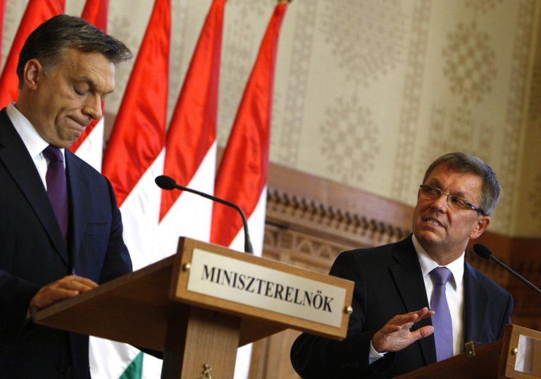 Τώρα και η Ουγγαρία στον Μηχανισμό Στήριξης   Newsit.gr