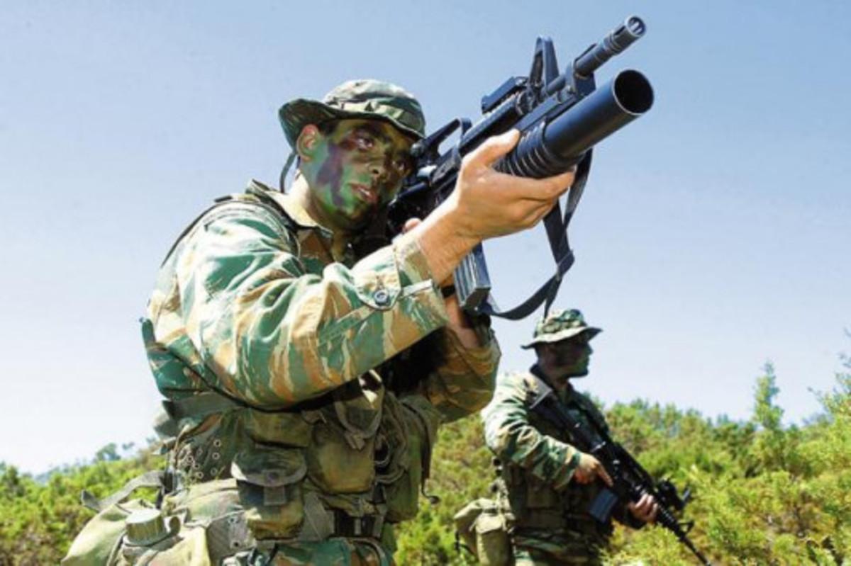 Ελλάδα – ΗΠΑ ενώνουν τις στρατιωτικές τους δυνάμεις | Newsit.gr