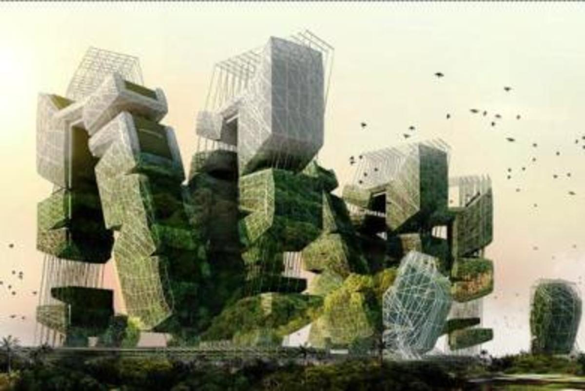 Μπορεί ένας ουρανοξύστης, να καθαρίσει έναν ποταμό με εκτεταμένη μόλυνση; | Newsit.gr