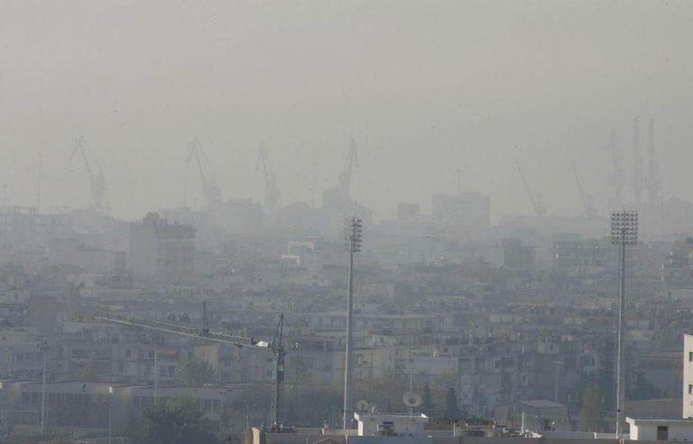 Θεσσαλονίκη: Εκτός απ' τη ζέστη τους «πνίγει» και το όζον! | Newsit.gr