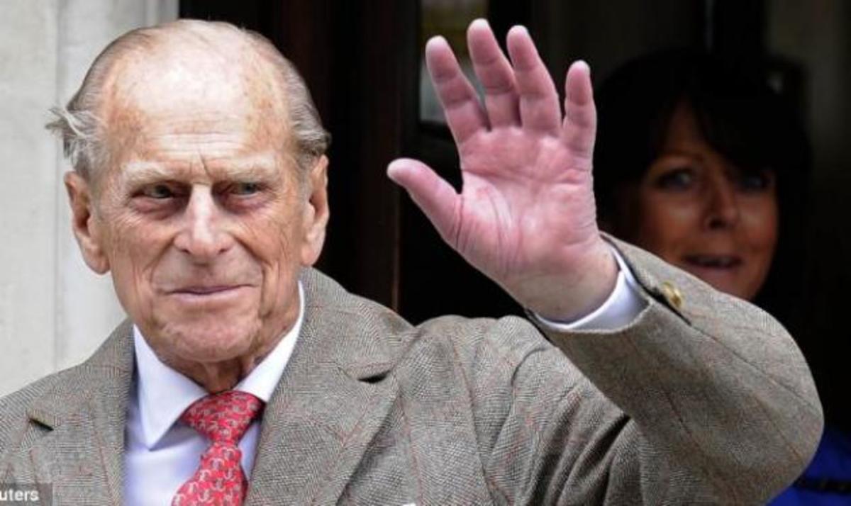 Πήρε εξιτήριο ο πρίγκιπας Φίλιππος για να γιορτάσει τα 91α γενέθλια του! | Newsit.gr
