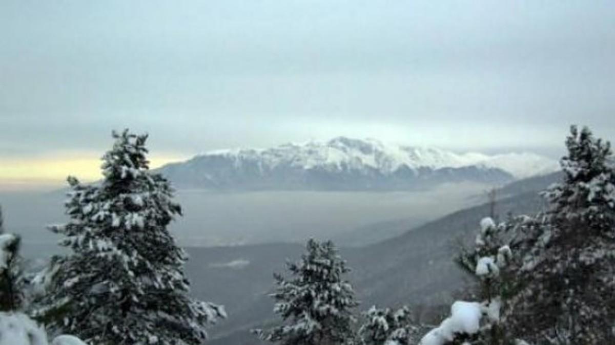 Ξημέρωσε μια άσπρη μέρα – Στα λευκά και ο Πενταδάκτυλος   Newsit.gr