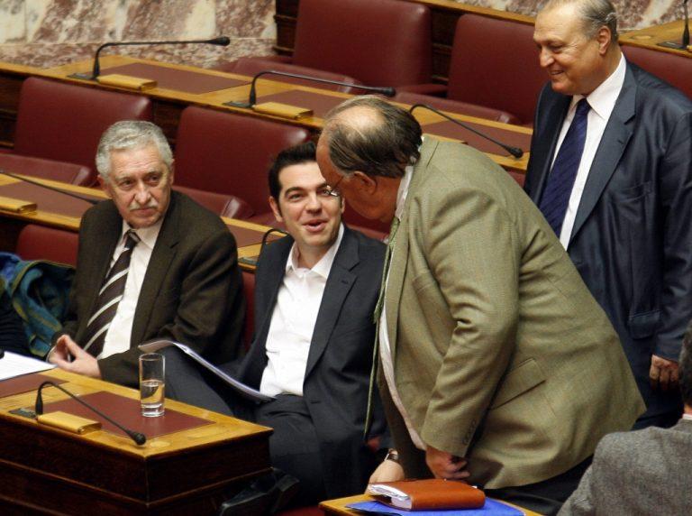 Το φιλί του Τσίπρα ζήτησε ο Πάγκαλος | Newsit.gr